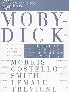 HEGGIE: Moby Dick (San Francisco Opera, 2012) [2 DVDs]