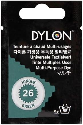 DYLON マルチ (衣類?繊維用染料) 5g col.26 ジャングルグリーン [日本正規品]