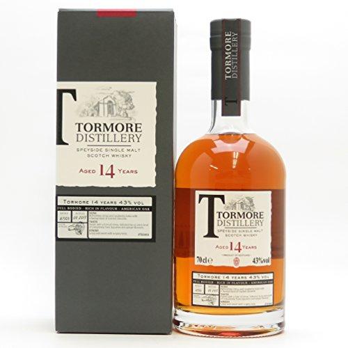 Tormore 14 Years Old Speyside Single Malt Scotch Whisky - 700 ml