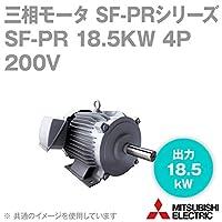 三菱電機 SF-PR 18.5KW 4P 200V 三相モータ SF-PRシリーズ (出力18.5kW) (4極) (200Vクラス) (脚取付形) (屋内形) (ブレーキ無) NN