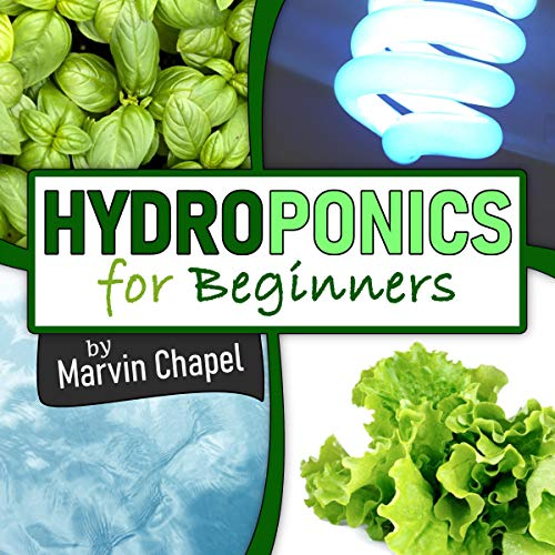 Hydroponics for Beginners  By  cover art