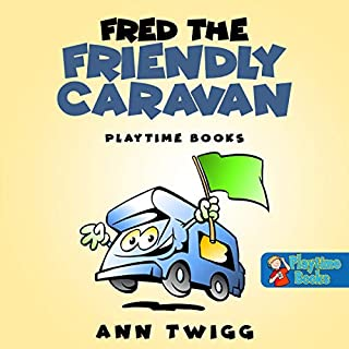 Fred the Friendly Caravan cover art
