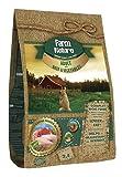 Farm Nature Buey con Verduras Comida para Perros 2.5 kg 2500 g
