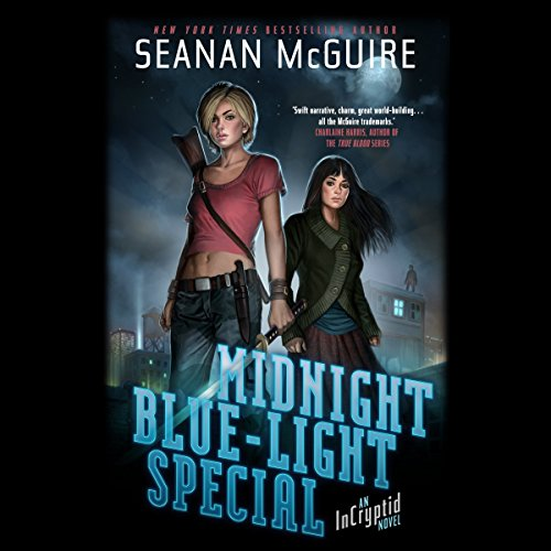 Midnight Blue-Light Special audiobook cover art