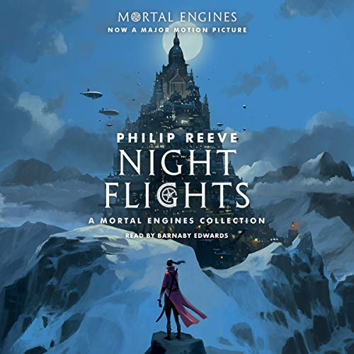 Night Flights audiobook cover art