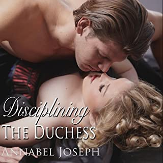 Disciplining the Duchess audiobook cover art