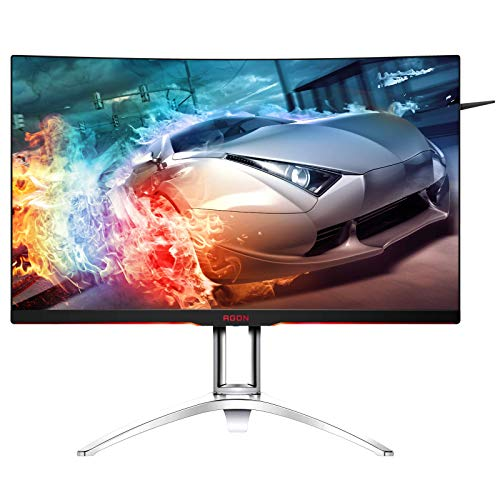 "AOC AGON AG322QC4 31.5"" Curved Framless Gaming Monitor"