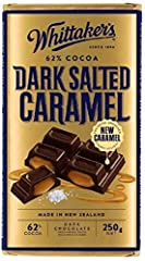62% Dark Salted Caramel New Creamier, Smoother Caramel Filling With A Touch Of Salt