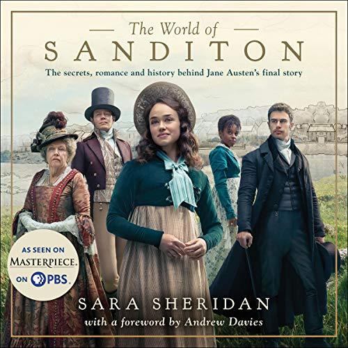 Page de couverture de The World of Sanditon