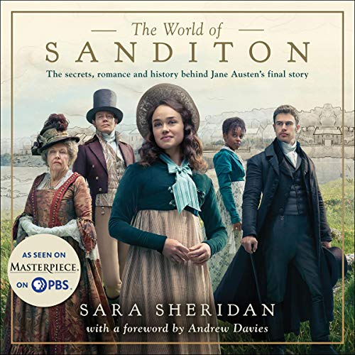 The World of Sanditon audiobook cover art