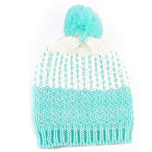 Little Beans - Bonnet d'hiver 100% Laine pour Bébés et Enfants de 1 à 4 Ans