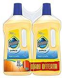Pronto Legno Pulito, Detergente Pavimenti Parquet, 2 Confezioni da 750 ml