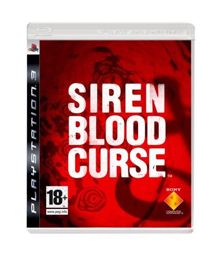 SIREN BLOOD CURSE PS3 GAME