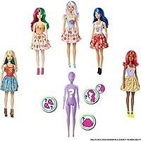 Barbie Color Reveal Surtido de Comida Muñeca para niñas de 3 años en adelante