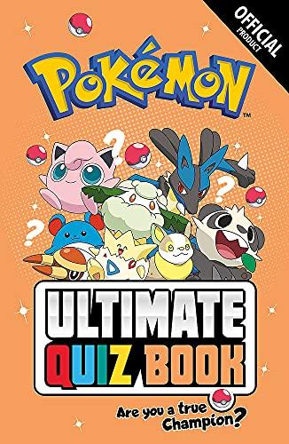 Pokémon Ultimate Quiz Book