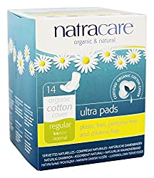 Soft certified organic cotton cover Wings to help them fit securely Absorbent cellulose core to keep you dry More than 95 percent biodegradable and compostable Individually wrapped in biodegradable purse packs for convenience