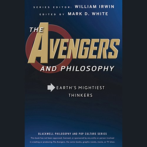 The Avengers and Philosophy cover art