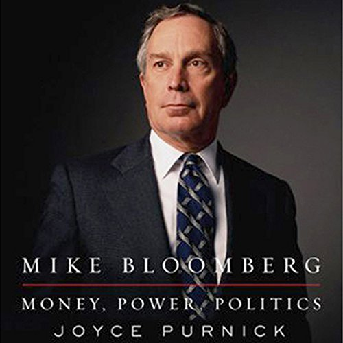 Mike Bloomberg cover art