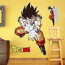 1 piece Boy Gift Dragon Ball Z Goku Cartoon 3D Anime Wall Stickers Decal Decor Mural Poster DIY B713