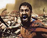 Gerard Butler'300' AUTOGRAPH Signed 8x10 Photo C