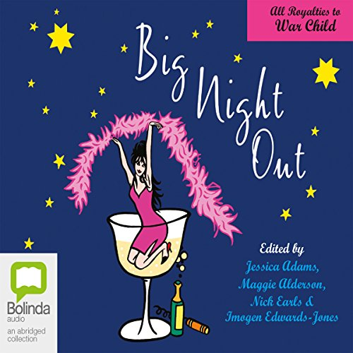 Big Night Out audiobook cover art