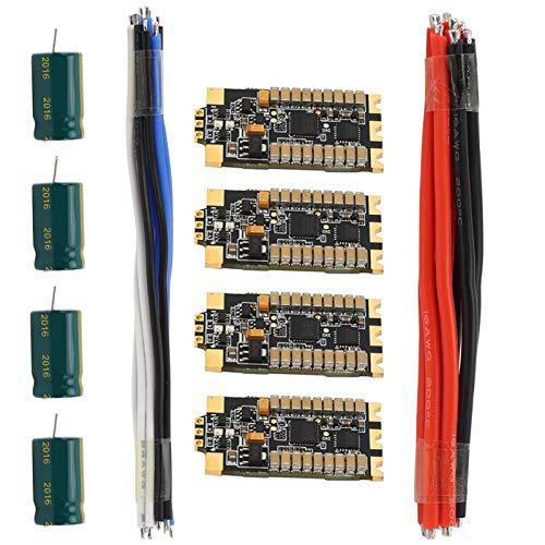 Pwshymi ESC Hohe Zuverlässigkeit RC ESC Eingebaute Stromsensordrohne ESC Geringes Gewicht für F3 / F4-Flug