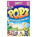 Popz Popcorn A Microonde Dolce 3 X 90g
