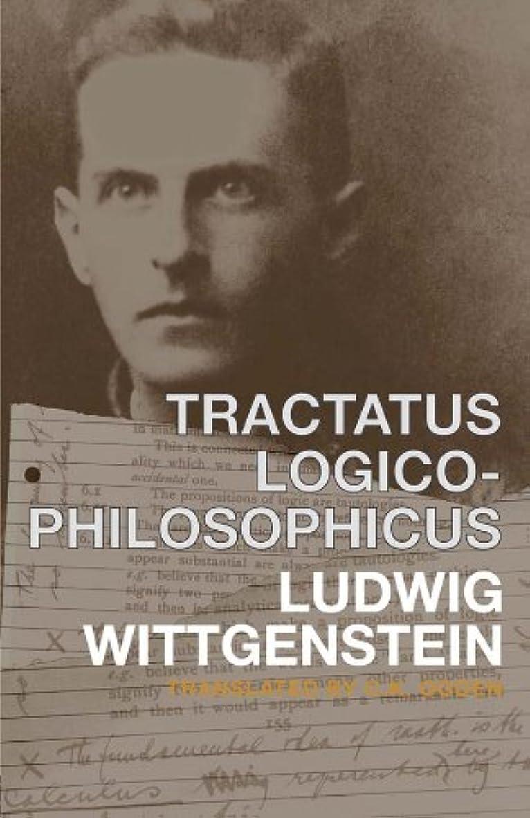 牽引からかう電話に出るTractatus Logico-Philosophicus: German and English (International Library of Psychology, Philosophy, & Scientific Method) (English Edition)
