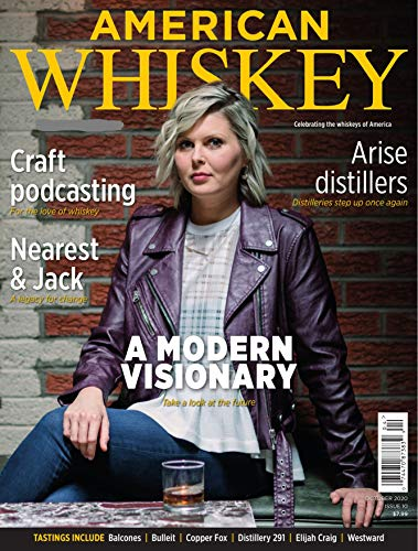 American Whiskey: Distilleries step up once again (English Edition)