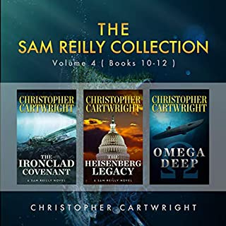 The Sam Reilly Collection, Volume 4 cover art