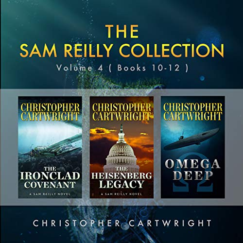 The Sam Reilly Collection, Volume 4 audiobook cover art