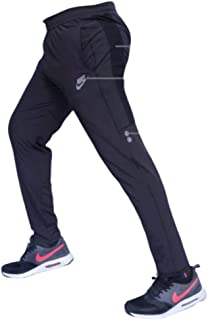 Dri-Fit Lower 100% Polyester Slim and Fit Track Pants