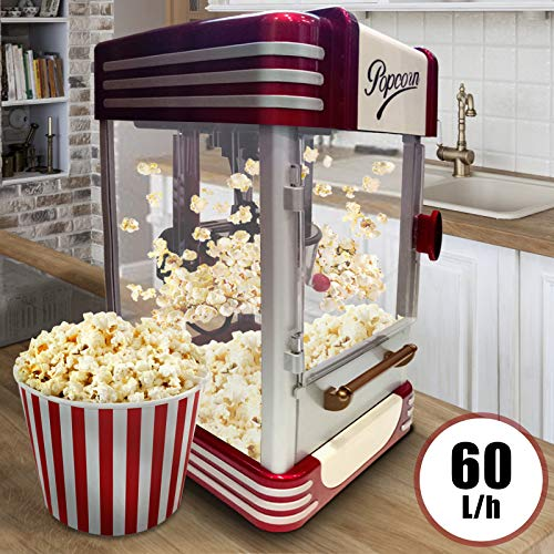 Machine à pop corn Rétro