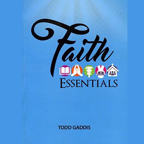 Faith Essentials audiobook cover art