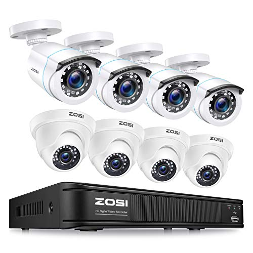 ZOSI FHD Home Security Camera System