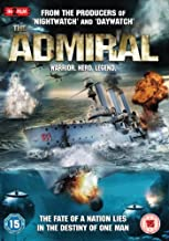 The Admiral ( Admiral ) [ NON-USA FORMAT, PAL, Reg.2 Import - United Kingdom ] by Richard Bohringer