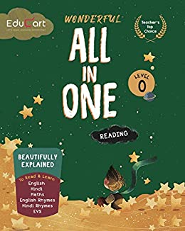 Wonderful All In One Reading Book (Level 0) by [Education Experts]