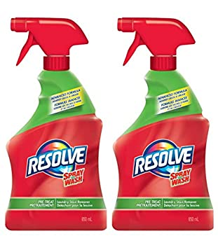 Best resolve spray and wash Reviews