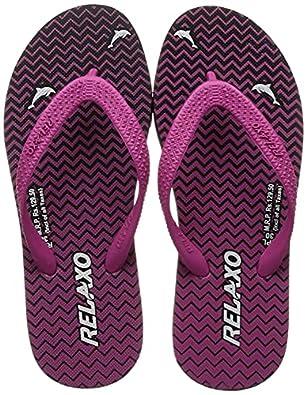 RELAXO Women's Rp0030l Slipper