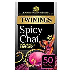 Warming & aromatic. Think cinnamon, clove and ginger. With the echoes of familiar tea and a flavour that lasts in your mouth. This delightful blend combines aromatic spices of ginger and cinnamon on a thick, strong Assam tea base. Pack size: 125g