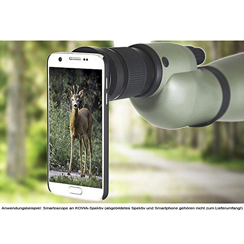 FW smartoscope digiscoping Adaptador para Samsung Galaxy J7 ...