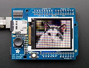 adafruit 1.8 color tft shield