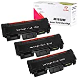 UniVirgin Compatible 3215 3260 Toner Cartridge Replacement for Xerox 106R02777 Toner for use in Xerox Phaser 3052 3260 3260DI 3260DNI WorkCentre 3215 3215NI 3225 3225DNI-High Pages(Black, 3PK)