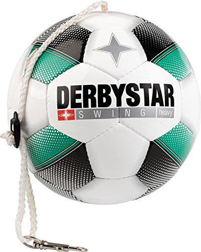 Derbystar Swing Heavy, 5, weiß schwarz türkis, 1073500129