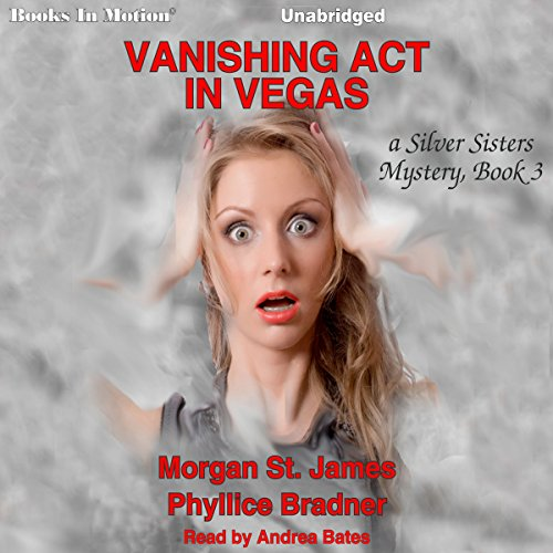 Vanishing Act In Vegas cover art