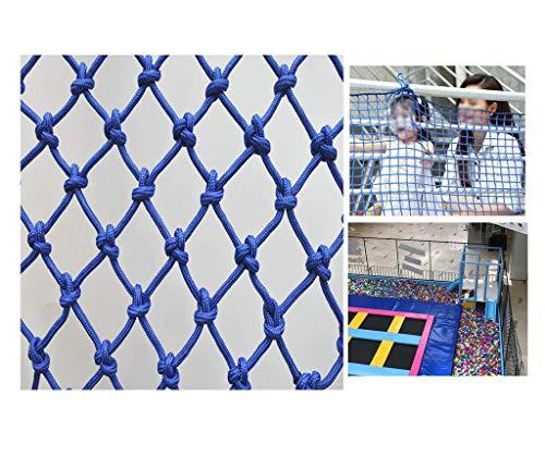 Kindersicherung Schienennetz, Sicherheitsnetz Kinder Innenbalkon Treppenschutznetz Spielzeug Haustier Anti-Drop-Netz Restaurant Bar Decke Netz Dekoration Netz Hängenetz Spielplatz Spielplatz