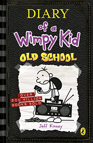 Diary of a Wimpy Kid: Old School (Book 10) (Diary of a Wimpy Kid 10)
