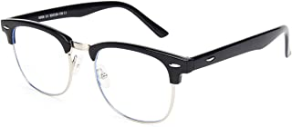 Livhò Blue Light Blocking Glasses,Computer Gaming Glasses,Anti Eyestrain/Filter Ray Lens,Sleep Better for Women/Men LI8056