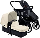 Bugaboo Donkey Complete Mono Stroller - Off White - Black by Bugaboo