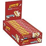 PowerBar Ride Barre Énergissante avec Magnésium/Protéines Goût Noix de Coco-Noisettes-Caramel 18 x 55 g